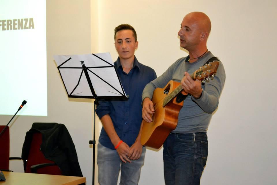 Andrea e Ivan Altomare