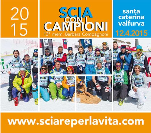 Scia con i campioni 2015