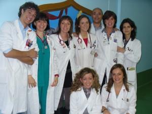 Gruppo lavoro dr. Rizzari