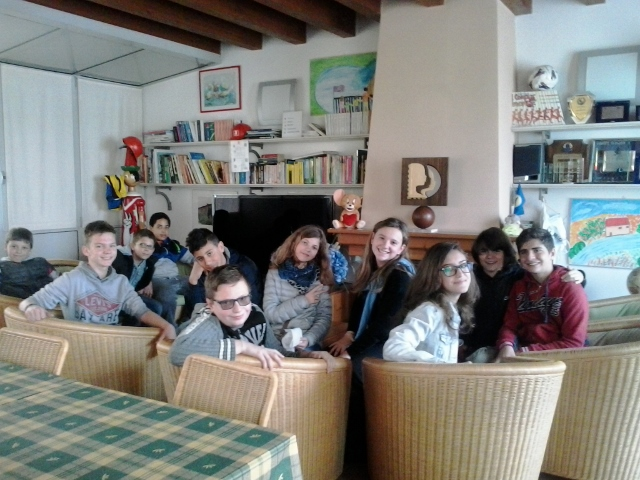 Scuola Uboldo al residence