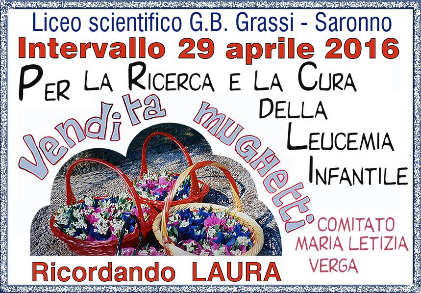 Cartello MLV Ricordando Laura 2016