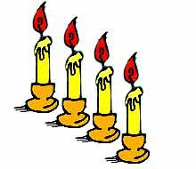 36 ANNI A FIANC1 candele