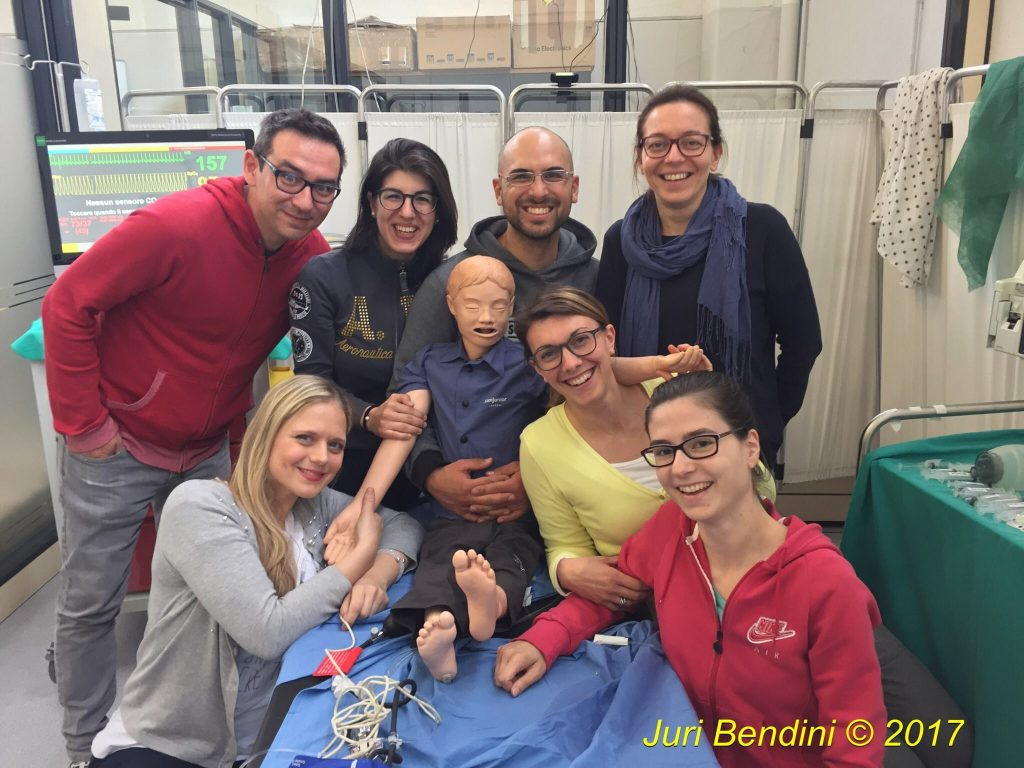 Pediatric Simulation Games, podio per l'Università Milano-Bicocca