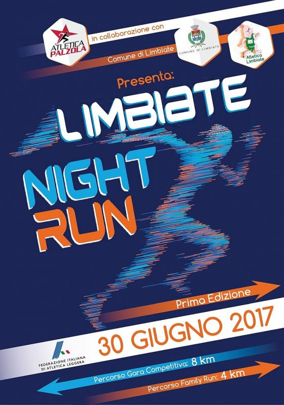 Limbiate Night Run @ Limbiate | Limbiate | Lombardia | Italia