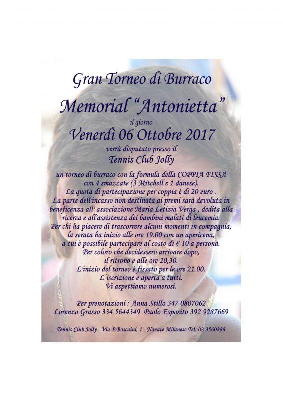 Memorial Antonietta_6 ott 2017