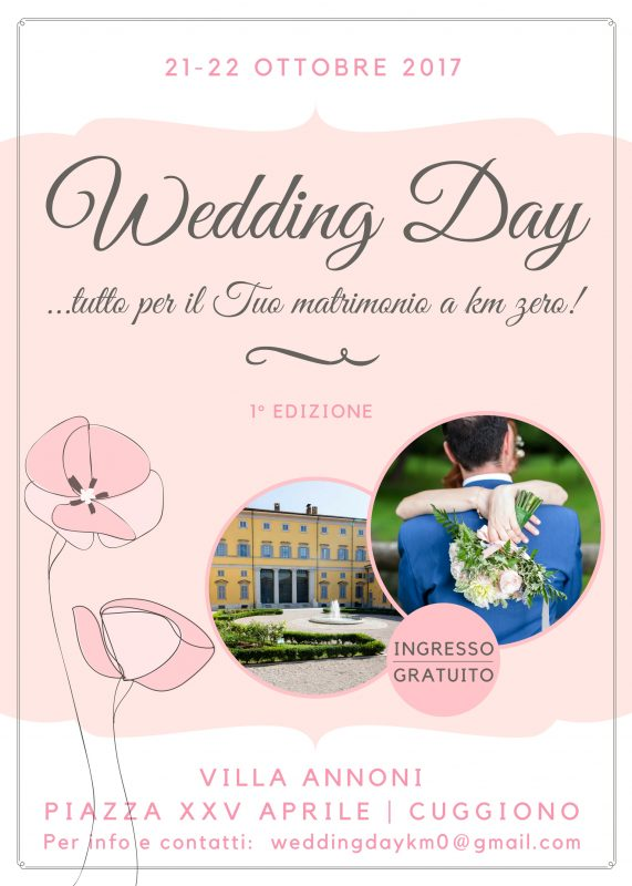 Wedding Day Cuggiono_21-22 ott 2017